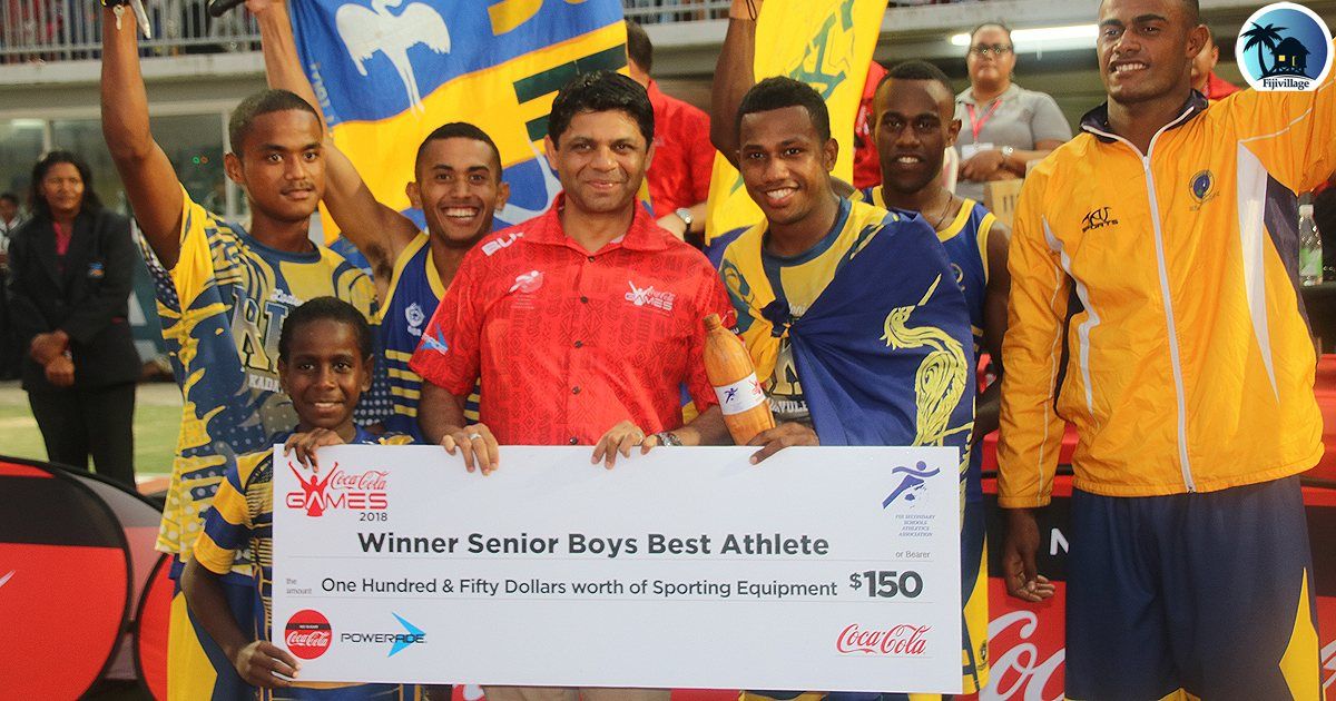 RKS Wins Coke Games Title
